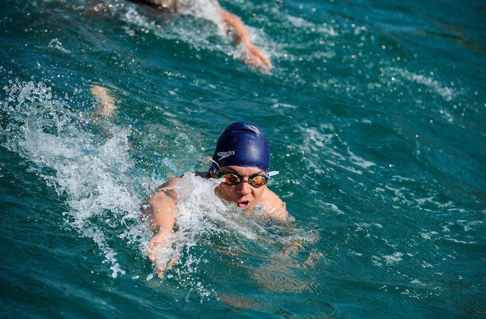 Водно-спортивный праздник «День Пловца» 2017