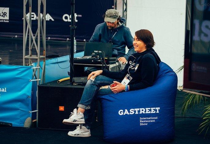 Gastreet— International Restaurant Show 2018