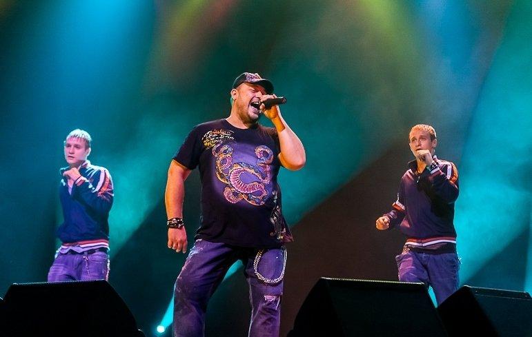 Концерт группы «Руки Вверх» вСочи 2017