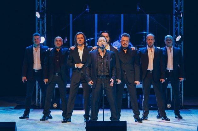Концерт «Хор Турецкого» 2017