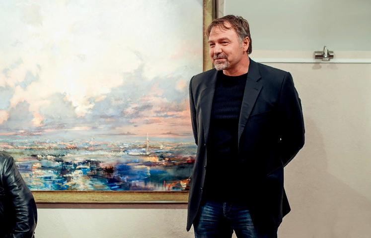 Выставка Романа Ляпина