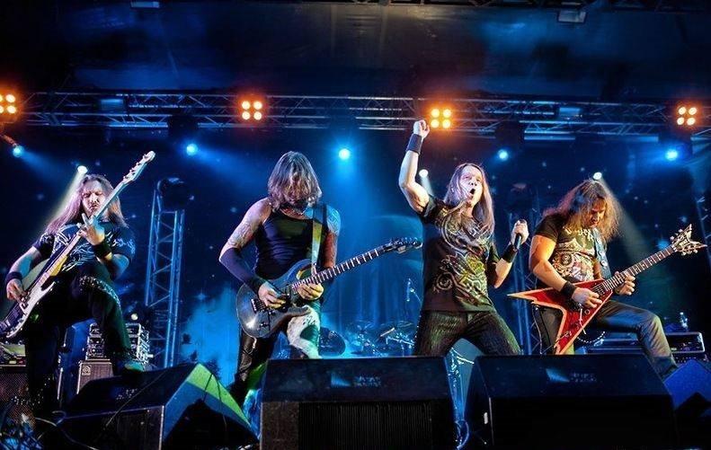 Концерт рок-группы «Кипелов» 2017