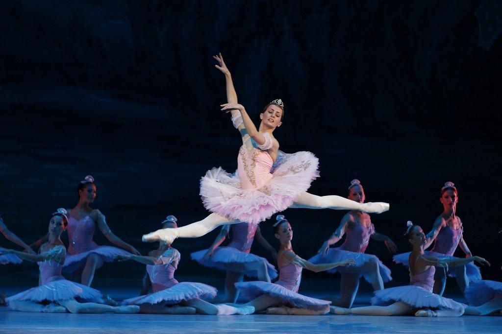 Балет спящая красавица фотографии
