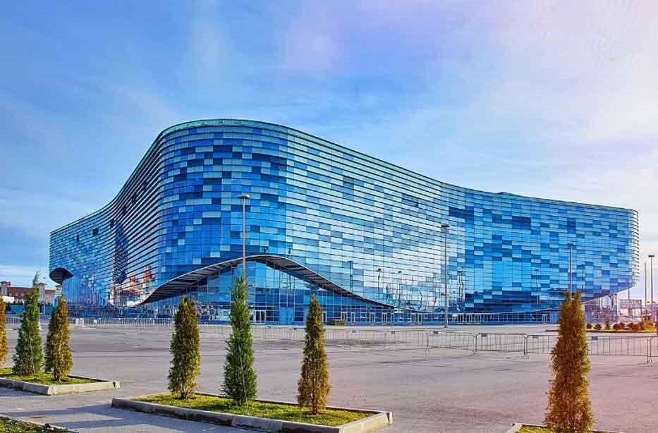 Ледовый дворец спорта «Айсберг»