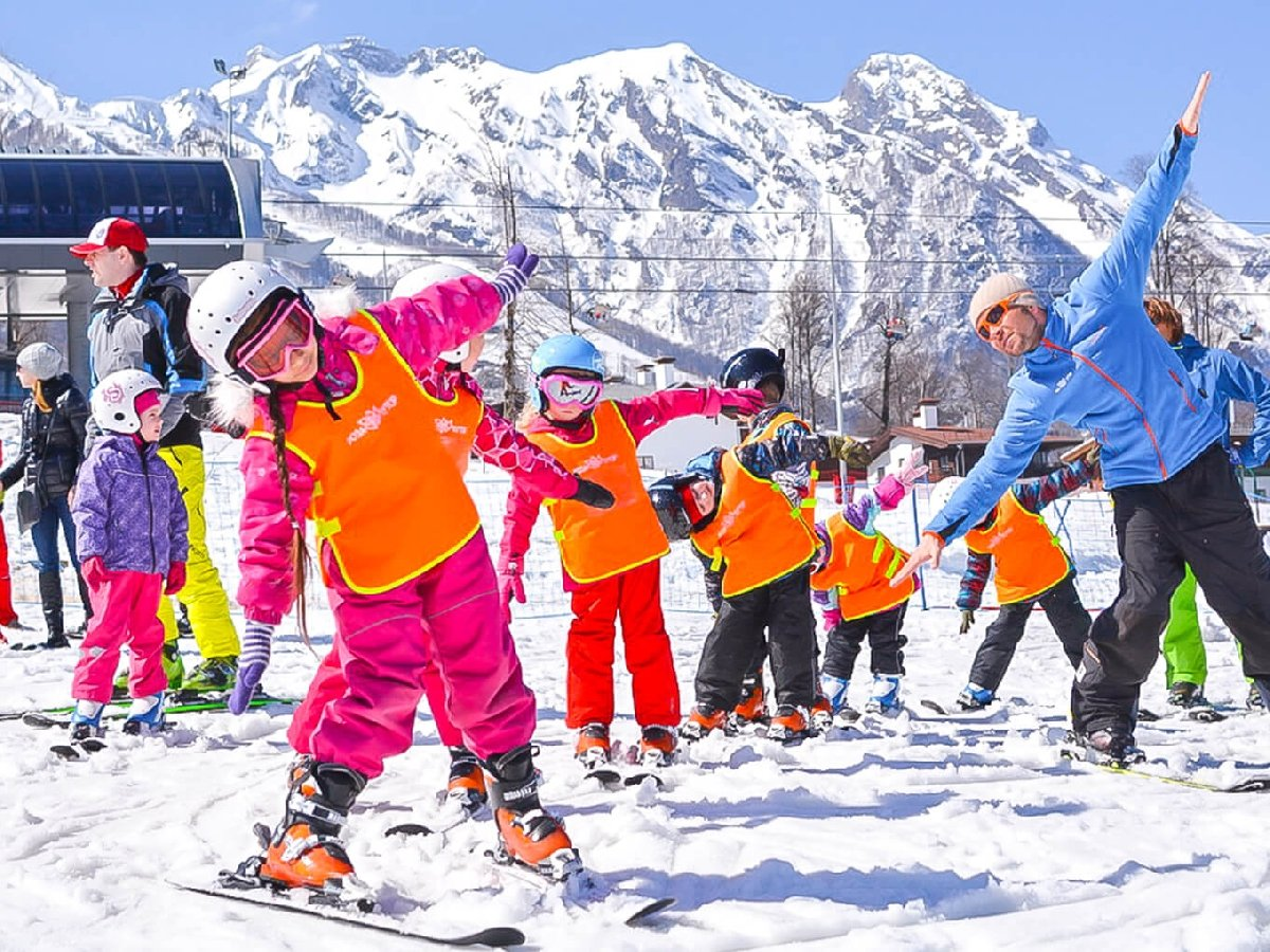 Мастер-классы погорным лыжам для детей 2019
