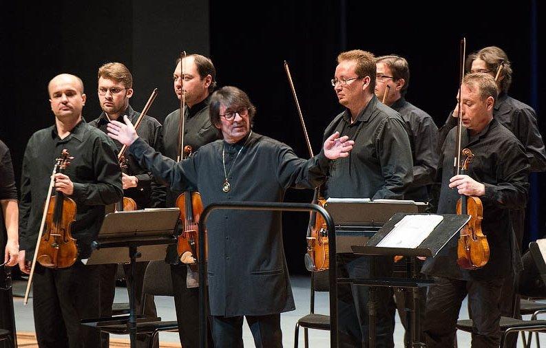 Большой осенний гала-концерт Юрия Башмета 2019