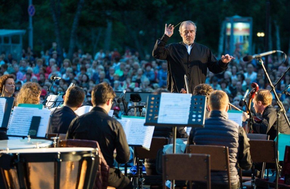 Фестиваль классической музыки «Морская симфония» 2018