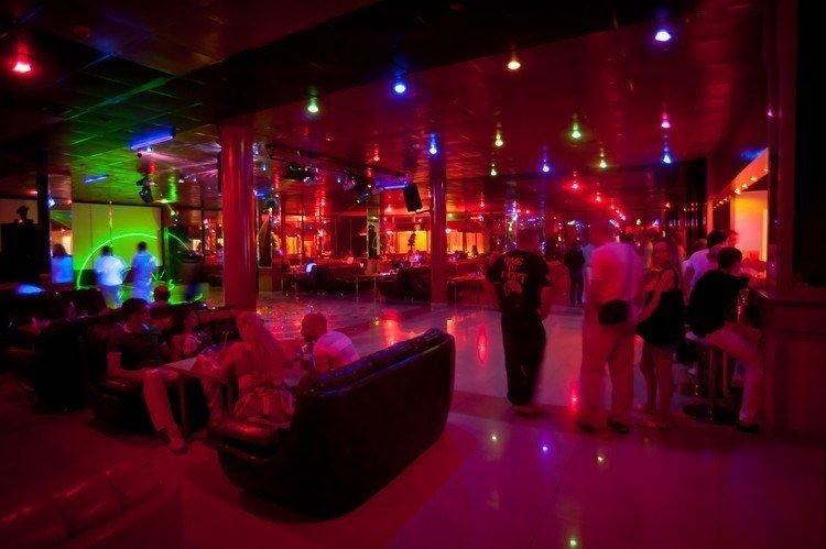 Клуб «Затерянный рай»