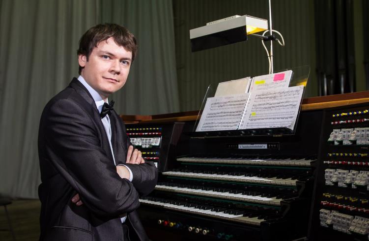 Концерт «Два гения: Бах иТаривердиев» 2018