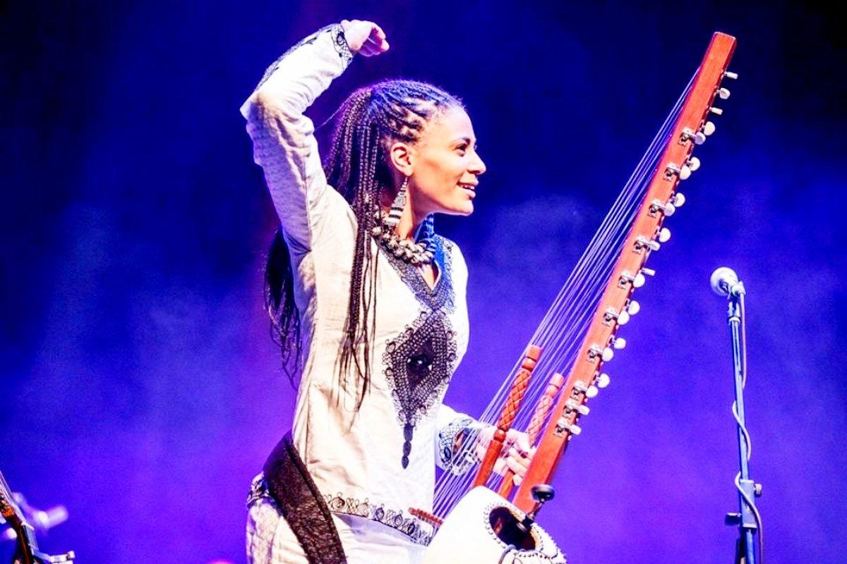 Этнический концерт Соны Йобартех 2020