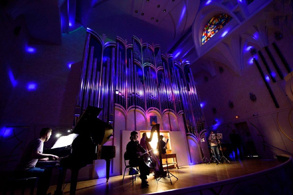 Концерт «Ночная мистерия ворганном зале. Свет против тьмы» 2018