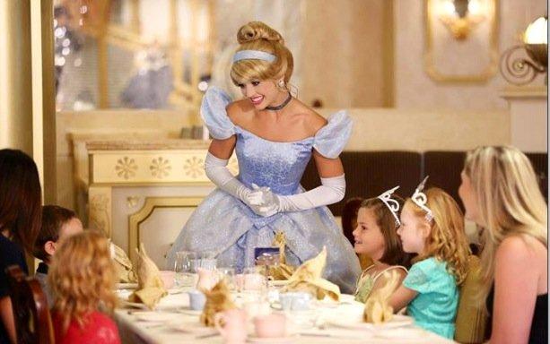 Чаепитие Принцесс вСочи Парке 2017