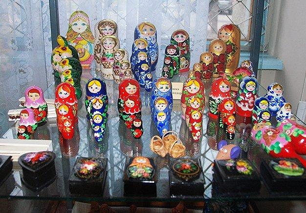 Музей-мастерская семьи художников Бедрак