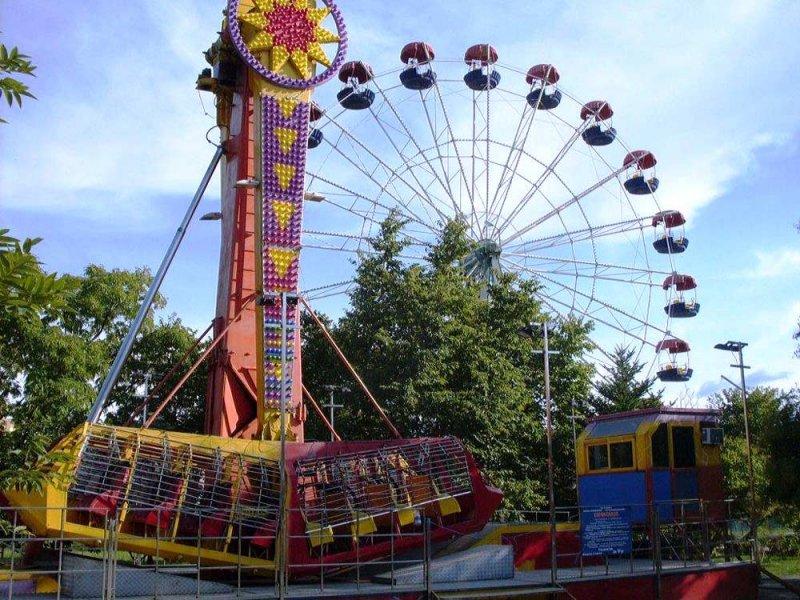 Парк культуры иотдыха Лазаревского района
