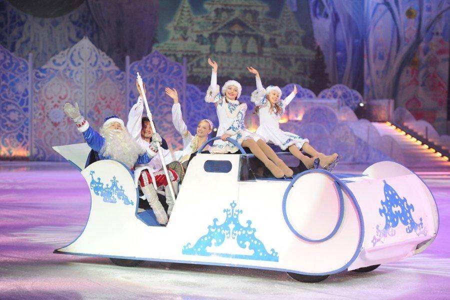 Новогодняя музыкальная сказка нальду «Морозко» 2018