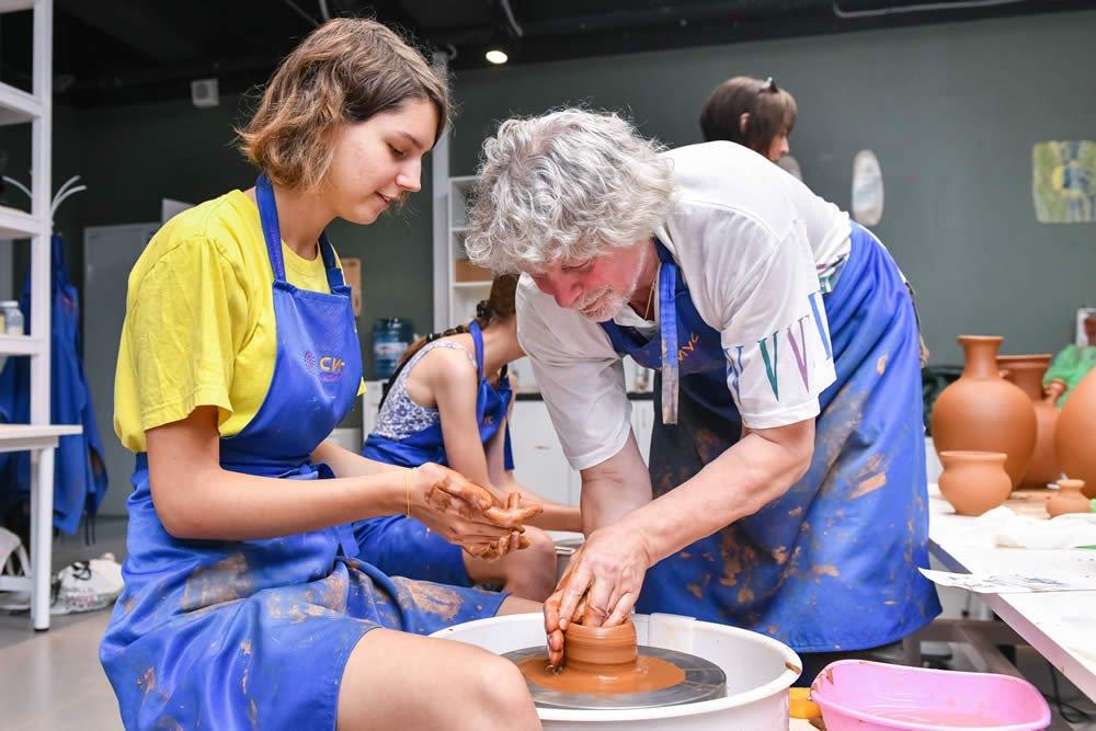 Образовательная программа «Основы гончарного искусства» 2020
