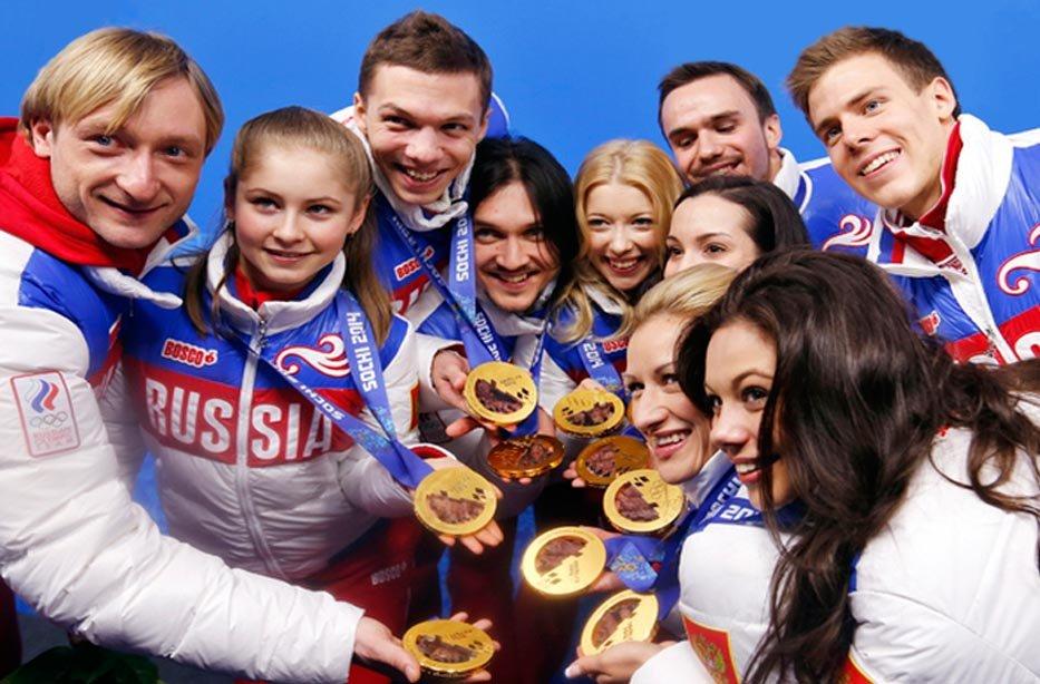 Выступление сборной команды России пофигурному катанию наконьках 2017