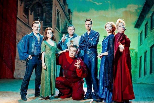 Театрализованная программа «Мюзикл– Шоу» 2019