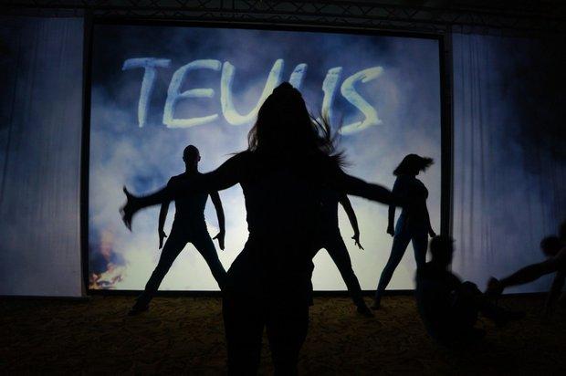 Шоу театра теней Teulis 2017