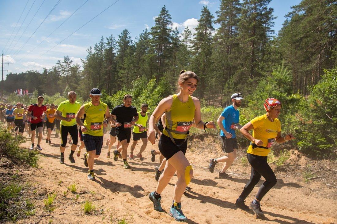 Трейл-марафон «Мацеста чай» 2019