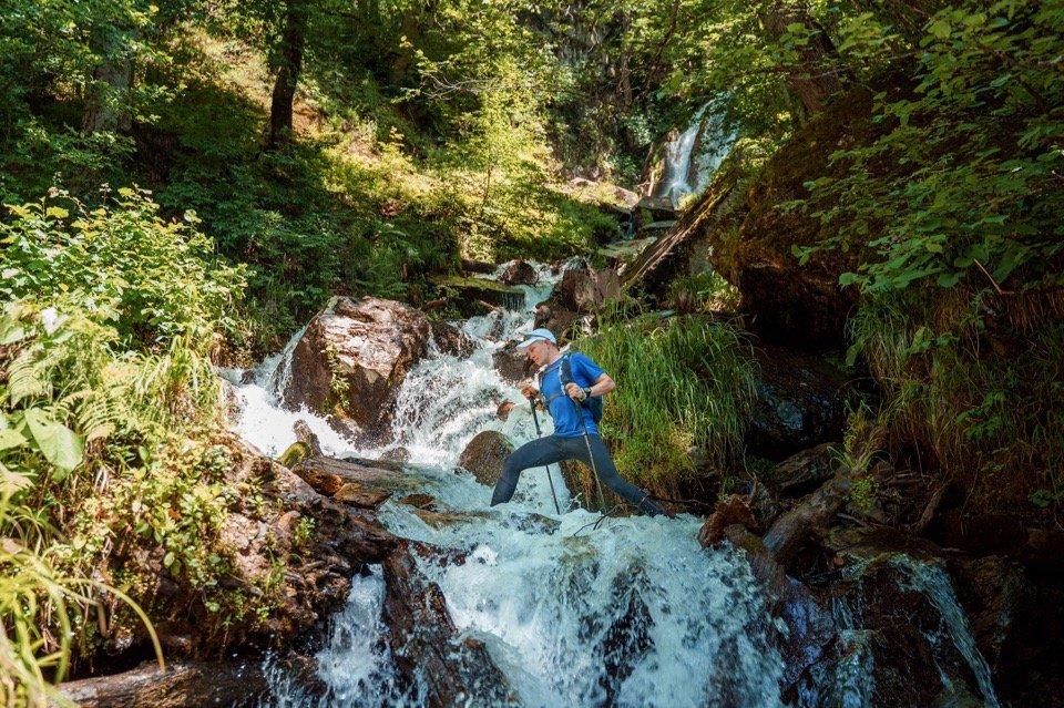 Забег Salomon Wild Trail 2019