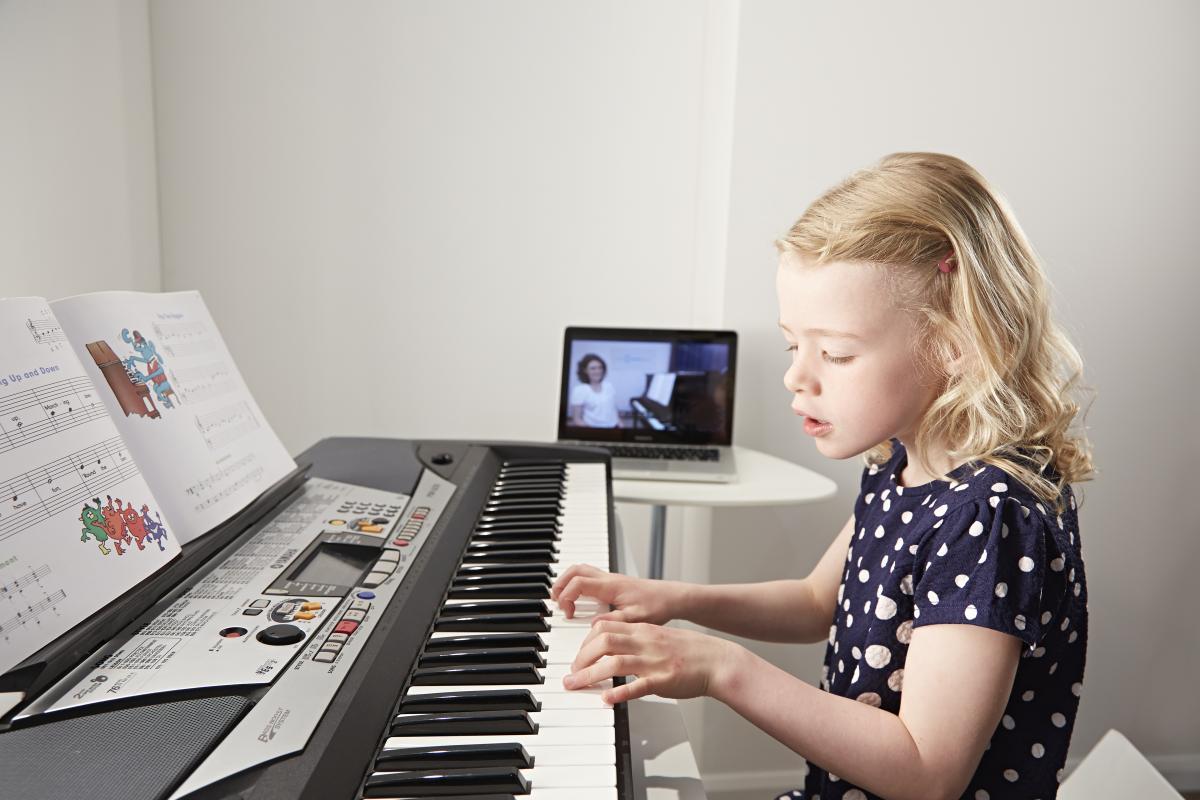 Онлайн-курс «Музыкальное лето» 2020
