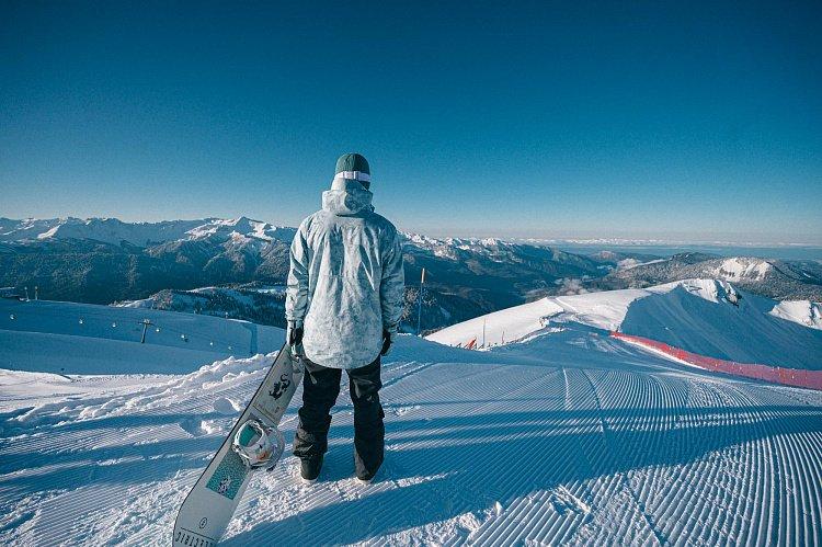 Открытие горнолыжного сезона 2020/2021