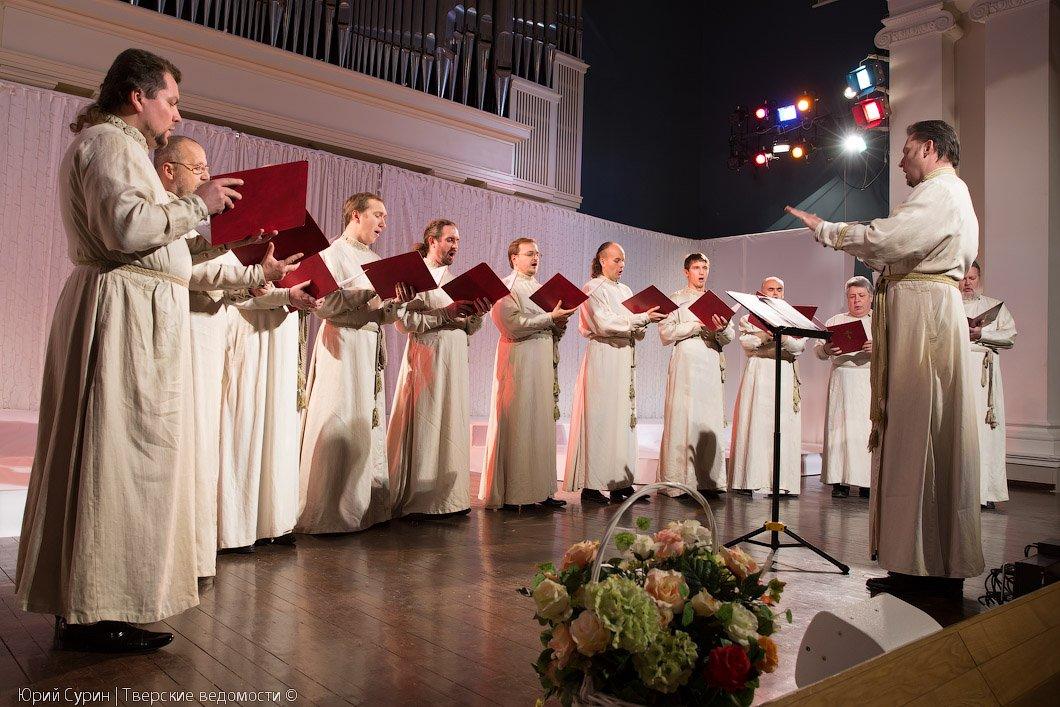 Концерт Хора Свято-Данилова Монастыря 2018