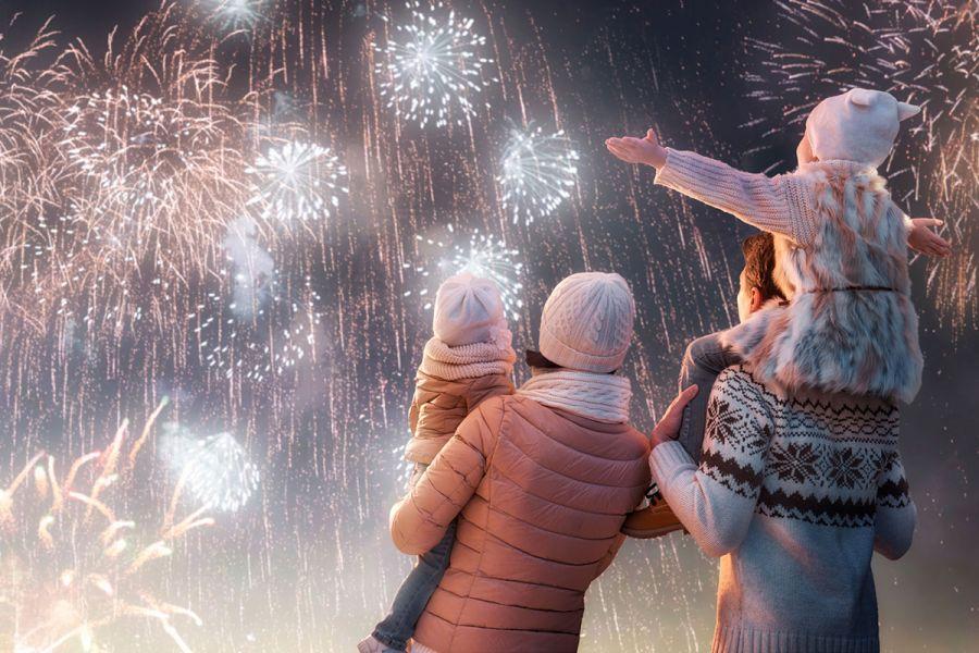 Новогодние праздники накурорте «Горки Город» 2018/19
