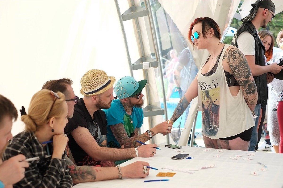 Фестиваль татуировки 2017