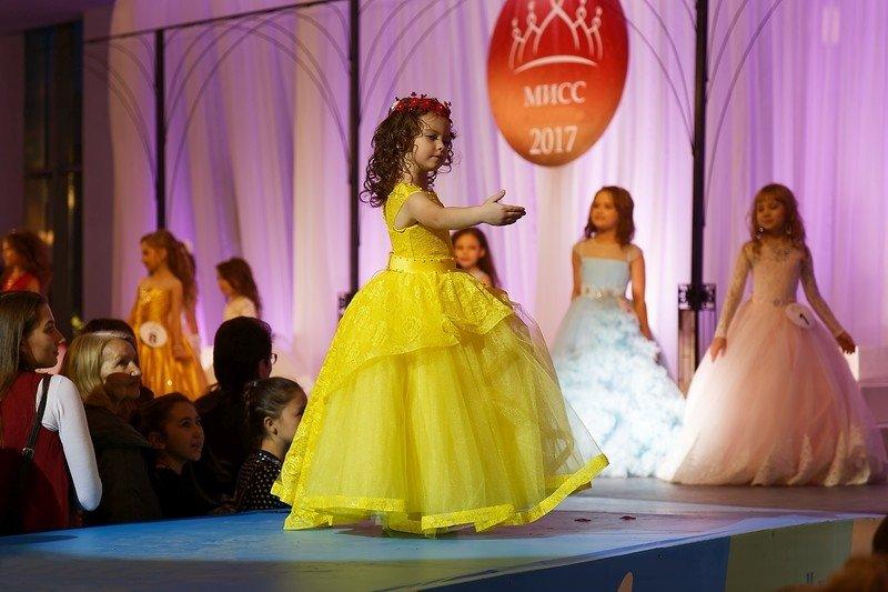 Конкурс красоты италанта «Маленькая мисс Сочи– 2018»