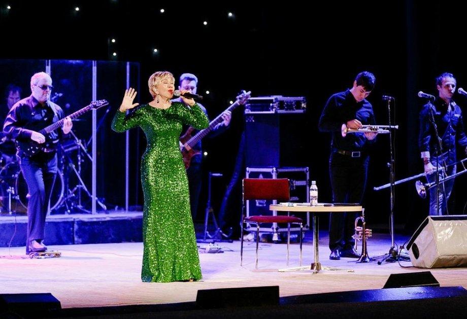 Концерт Любови Успенской 2017