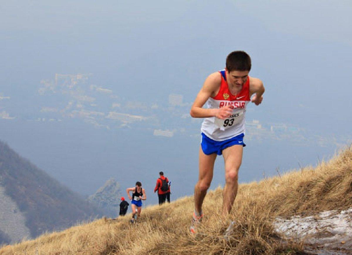 Чемпионат России подлинному горному бегу 2018
