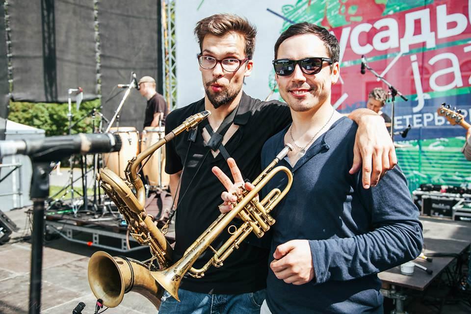 Музыкальный фестиваль «Усадьба Jazz» 2017