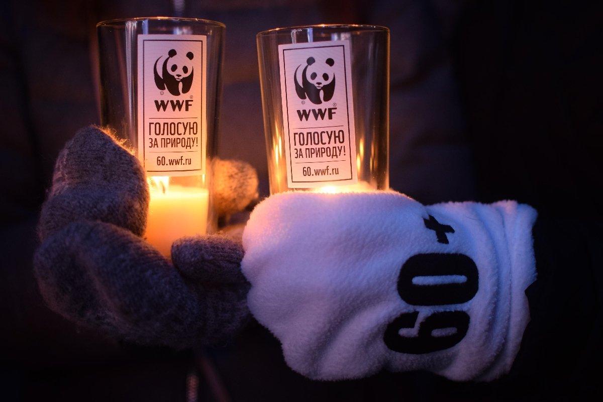 Акция «Час Земли» вСочи 2021