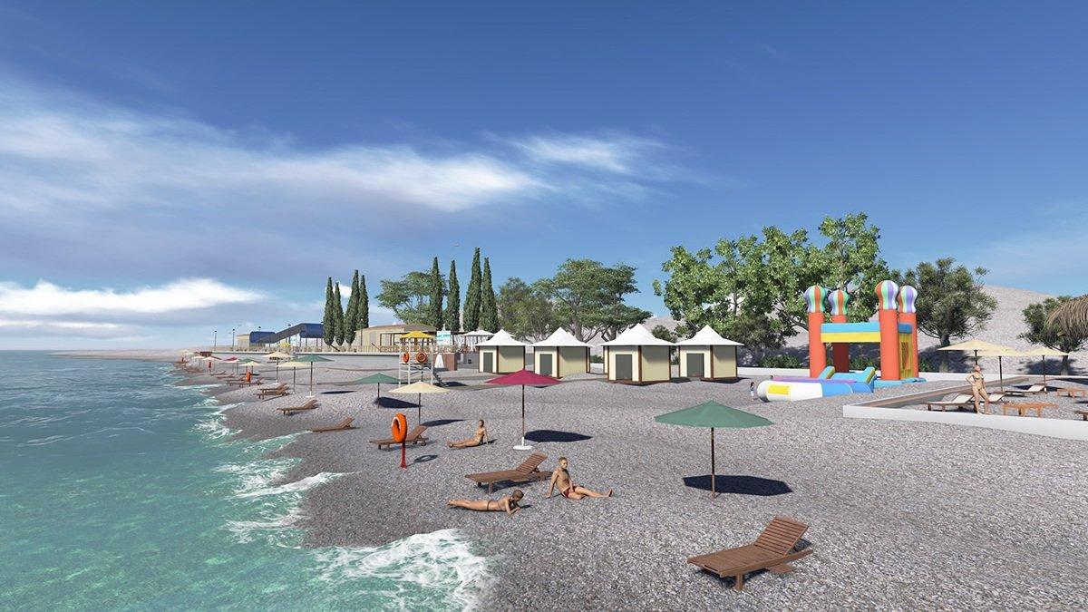 Кудепста фото поселка и пляжа